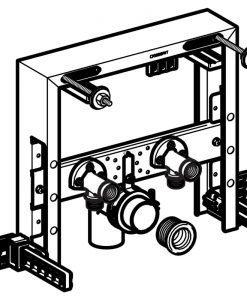 Структура за вграждане на умивалник GEBERIT KOMBIFIX 457.430.00.1