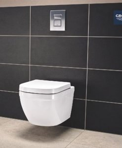 Grohe Euro Ceramic компактна тоалетна 39206000 със забавен капак