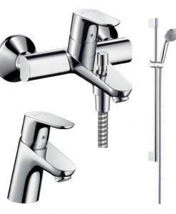 Комплект за баня смесители hansgrohe Focus ComfortSet 31934000
