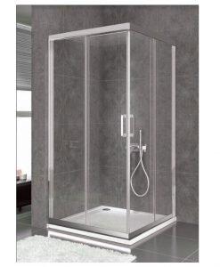 Квадратна душ кабина Bella S 80*80