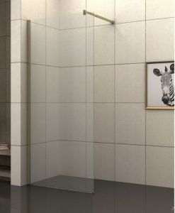 Параван стационарен прозрачно стъкло САХАРА ICS 116-80