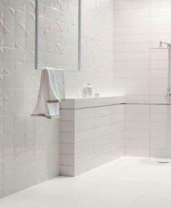 Плочки за баня TUBADZIN модел AVIGNON 14.8*44.8