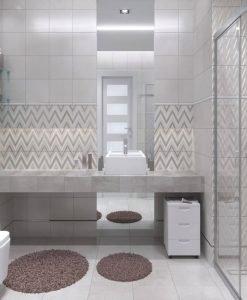 Плочки за баня TUBADZIN NAVONA 25*36
