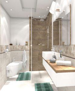 Плочкиза баня имитация на дърво модел VARESE 20*50