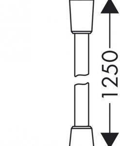 Шлаух за душ HANSGROHE COMFORTFLEX 125см 28167002