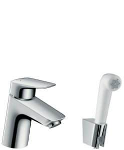 Смесител с хигиенен душ HANSGROHE LOGIS 71290000