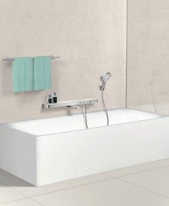 Смесител с термостат за вана/душ Hansgrohe Shower Tablet Select Bath 600 13183000