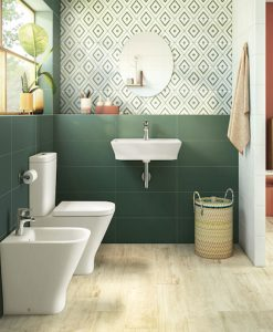 Плочки за баня Roca Samba Jade 21,4 x 61