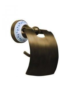 Държач за тоалетна хартия без капак BEMETA KERA 144712017