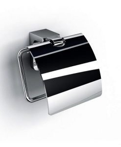 Държач за тоалетна хартия с капак IBB BRIXIA BX11CP