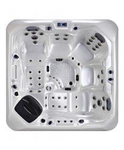 Хидромасажна вана за открито пространство Синтия SR805A