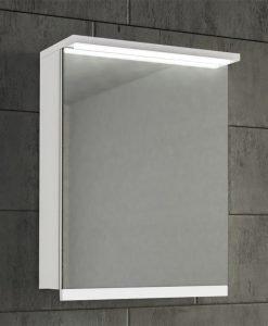 Огледален шкаф за баня с Led осветление Galla 40см.