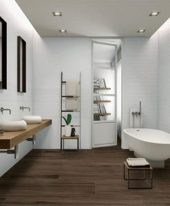 Плочки за баня серия Saten La Platera 35*90