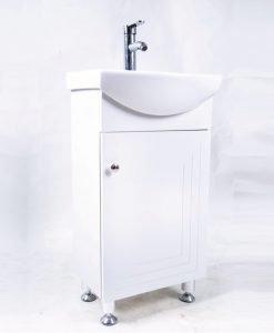 PVC шкаф за баня АЛОРА 4535