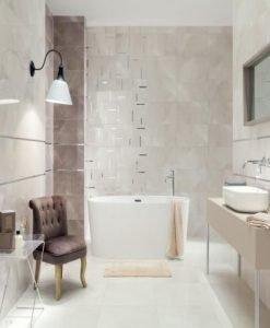 Плочки за баня TUBADZIN модел MUSE 29.8*59.8
