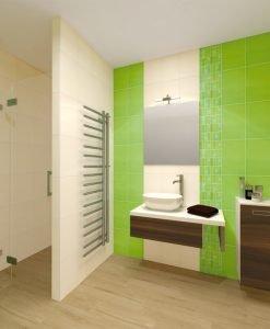 Плочки за баня Tubadzin серия Arco 25*36