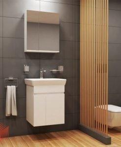 PVC комплект за баня модел Мина 55 Висота