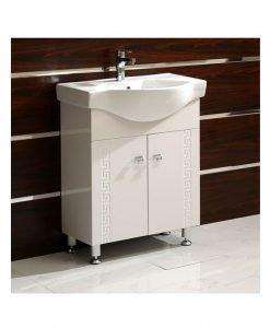 PVC мебел за баня 7047