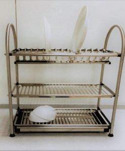 Тройна кухненска поставка за сушене ICKA 480F