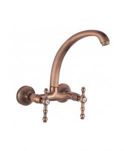 Античен смесител за кухненска мивка Сайлор 5018853 7119