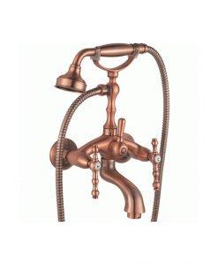 Античен смесител за вана/душ Сайлор 6008853