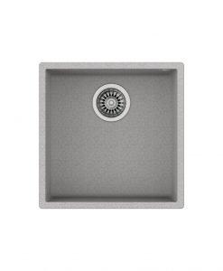 Гранитна мивка за кухня Teka Maestro SQUARE 40.40 TG КАМЕННОСИВА