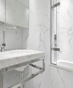 Плочки за баня Marmi Bianco Keros 20*50