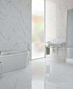 Плочки за баня серия Marbleous 25*50