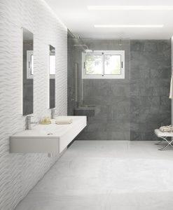 Плочки за баня серия Varana Marengo Gayafores 32*62.5