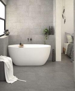 Плочки за баня UNDEFASA модел LOMAN PIZZARA 25*75