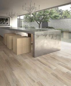 Гранитогрес тип дърво La Fenice Tendance grey 15*60