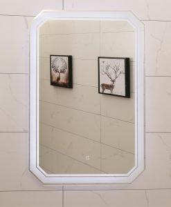 Огледало за баня с LED осветление АВА 1494