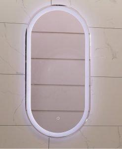 Огледало за баня с LED осветление БРИТ 1492