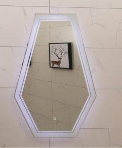 Огледало за баня с LED осветление ЕЛМА 1493