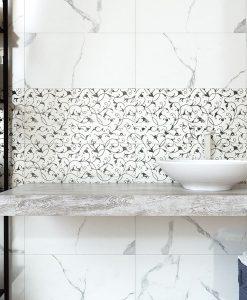 Плочки за баня с мраморен ефект BIEN модел MAXI 30*60