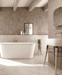 Плочки за баня серия AUREA 25*50