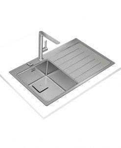 TEKA ZENIT RS15 1C 1E дясна кухнеснска мивка М.1015.А.Д