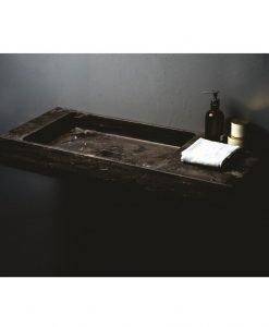 Луксозен умивалник от камък 10642BL