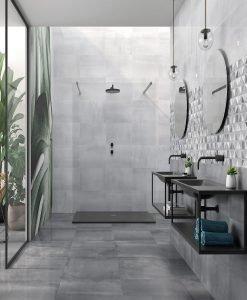 Плочки за баня GEOTILES модел THAR 33.3*55