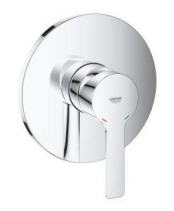 Смесител за вграждане за вана и душ GROHE LINEARE 24063001