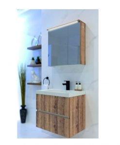 Комплект мебел за баня модел ПОРТЛАНД