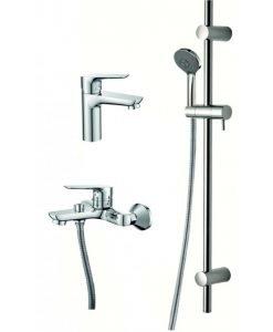 Промо комплект смесители за баня  3в1  5007 – 1