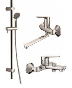 Промо комплект смесители за баня  3в1  5007 – 2