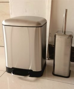 Тоалетно кошче за баня МАТИ 8286S сатен