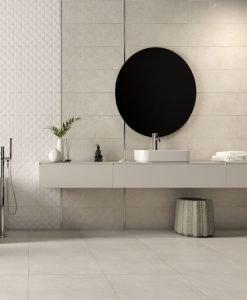 Ceramica Color плочки за баня серия VISUAL 25*75