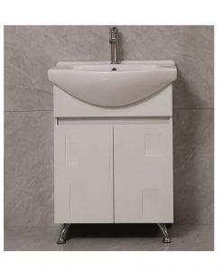 PVC шкаф за баня Дафни 6591 NEW