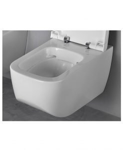 HATRIA Конзолна тоалетна чиния RIMLESS NEXT Y1F101+Y1F3