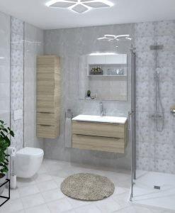 Плочки за баня CERAMICA COLOR модел CORDA 25*40