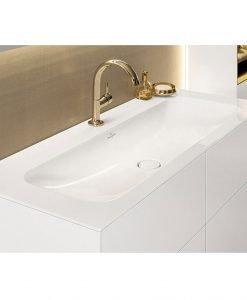 Мебелна мивка VILLEROY BOCH AVENTO 41568001 80см.