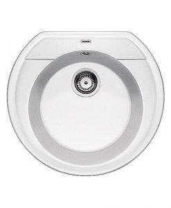 Кухненска мивка BLANCO RONDOVAL 45 цвят бял 515671